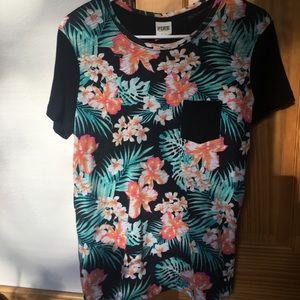Victoria's Secret PINK Hawaiian shirt